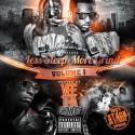 Less Sleep More Grind mixtape cover art