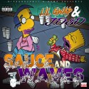 Lil Gwapa & Jo$o - Sauce & Waves mixtape cover art