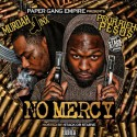 Poor Rich Pesos & Murdah Jinx - No Mercy mixtape cover art
