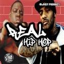 Real Hip Hop mixtape cover art