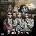 The Black Beatles mixtape cover art