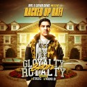 Racked Up Rafi - Gloyalty Before Royalty mixtape cover art