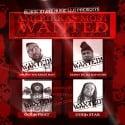 Delwin The Krazyman & Ceddybu Da Rap Sumo - Amerikkas Most Wanted mixtape cover art