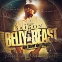 Saigon - Belly Of The Beast (The Scram Jones Files) mixtape cover art