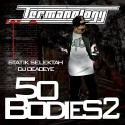 Termanology - 50 Bodies 2 mixtape cover art