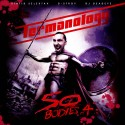 Termanology - 50 Bodies 4 mixtape cover art