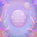 Summer Jams 2k15 mixtape cover art