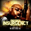 Insurgency, Pt. 1 (We Bout To Take This) mixtape cover art