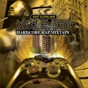 Big Dude - XCLE 360 Hardcore Rap mixtape cover art