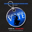 Black Men Vote mixtape cover art
