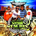 Boss Bird Ent. - No Slackin, Straight Stackin 2 mixtape cover art