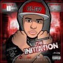 Dizzy Davis - The Initiation mixtape cover art