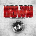 Eazzy Bankz - Never Turn Down mixtape cover art