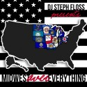 Midwest Over Everything mixtape cover art
