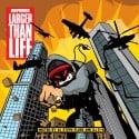 Referee - Larger Than Life mixtape cover art