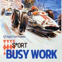Sport - Busy Work mixtape cover art