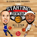The Starting Lineup (All Star 2015 Mixtape) mixtape cover art
