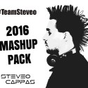 Mashup Pack 2016 mixtape cover art