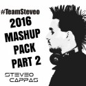 Mashup Pack 2016 Part 2 mixtape cover art