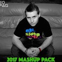 Mashup Pack 2017 mixtape cover art