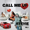 Stevie B - Stevie On The R&Beat (Call Me Up) mixtape cover art