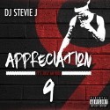 Appreciation 9 mixtape cover art