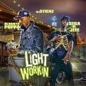 Sega & Poppa - Light Workin mixtape cover art