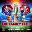 Family Feud mixtape cover art