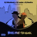 Jabo & D-Aye - Views From The Block  mixtape cover art