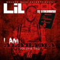 Lil Mook - I Am Alabama 2 mixtape cover art