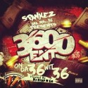 3600 Ent - On Da 36 Wit 36 mixtape cover art