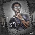 Captain Fab - The Message mixtape cover art