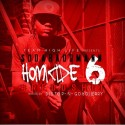 SD Da Baddmann - Homicide 6 mixtape cover art
