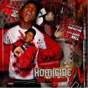 SD Da Baddmann - Homicide 4 (Keep It A Hundred) mixtape cover art