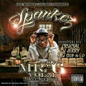 Spankez - Mr. 36 (Hosted By Crucial) mixtape cover art