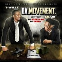 T-Willz & Lil JR - Da Movement mixtape cover art