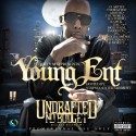 Young Ent - Undrafted No Budget mixtape cover art
