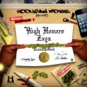 Zaya - High Honors mixtape cover art