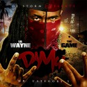 Lil Wayne & The Game - Damu mixtape cover art
