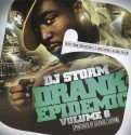 Drank Epidemic, Vol. 6 (Hosted By Young Buck) mixtape cover art