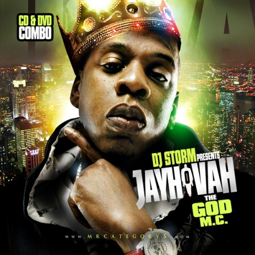 Jay-Z - Jayhovah The G...