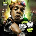 Jay-Z - Jayhovah The God M.C. mixtape cover art