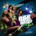 R&B Radio 6 (Desert Storm South) mixtape cover art