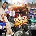 Showin My Surround mixtape cover art