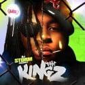 Lil Wayne & T.I. - The Kingz mixtape cover art