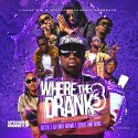 Where The Drank 3 mixtape cover art