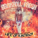 Bankroll Fresh - Life Of A Hot Boy mixtape cover art