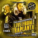 Live From Traplanta (Hosted By Slick Pulla) mixtape cover art