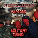Papoose - Military Grind mixtape cover art