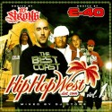 HipHopWestCom, Vol. 1 (Hosted By E-40) mixtape cover art